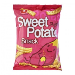 Chipsy Sweet Potato Snack 55g, Nngshim